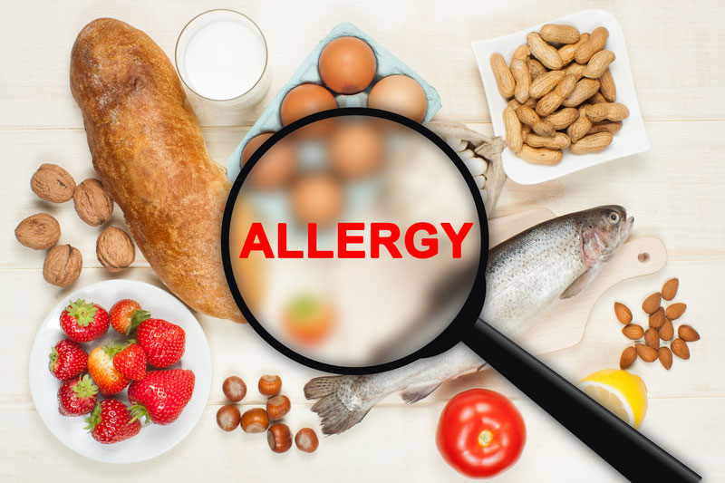 Clemmons and Greensboro, North Carolina 27012 food allergies and sensitivity treatment